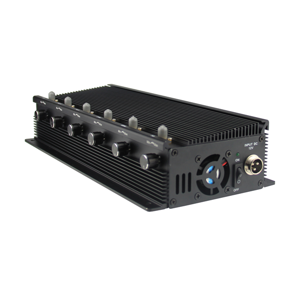 CPB-2061 6 Bands 13 W 4G Mobile Phone GPS WiFi Jammer