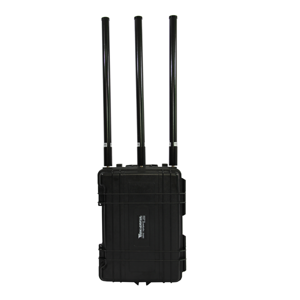 PCB-4090 150W Portable Mobile Phone Convey Pelican Jammer