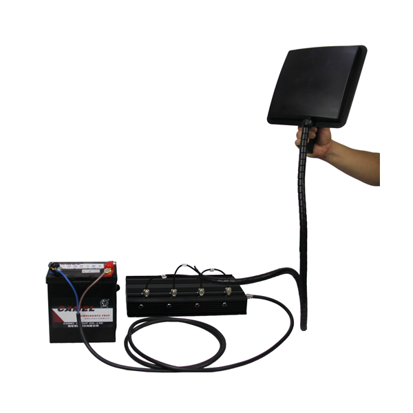 CPB-3017 Anti-Drones-UAV Max 82W, 4 Bands in One Directional Antenna