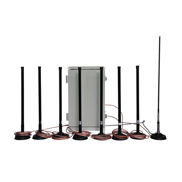 CPB-3070-OMN Series 4/ 5/ 6/ 8 Band, Outdoor Drone UAV Jammer 4/ 5/ 6/ 8 Bands, Omni Antennas Waterproof for Outdoor