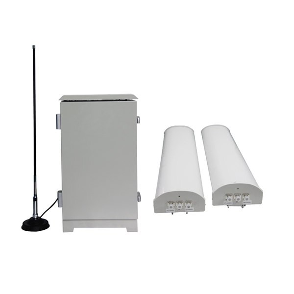 CPB-3077-HGA-433 Anti-Drone UAV Jammer 7 Bands, Cover 180 Degrees Waterproof for Outdoor